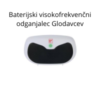 Baterijski visokofrekvenčni odganjalec Glodavcev (1)