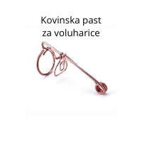 Kovinska past za voluharice