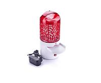 PREMIUM LED uničevalec INSEKTOV 4W + polnilec z litij-ionsko baterijo