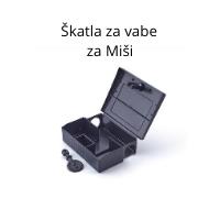 Škatla za vabe za Miši