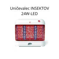 Uničevalec INSEKTOV 24W-LED